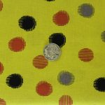 Dots Dance - Green with coin