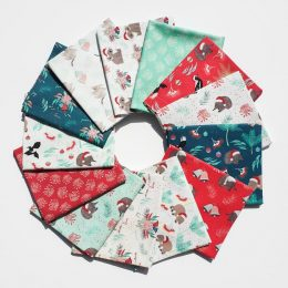 Aussie Christmas Fat Quarter Bundle