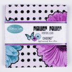 Flower Power Charm Pack - Blue_Purple