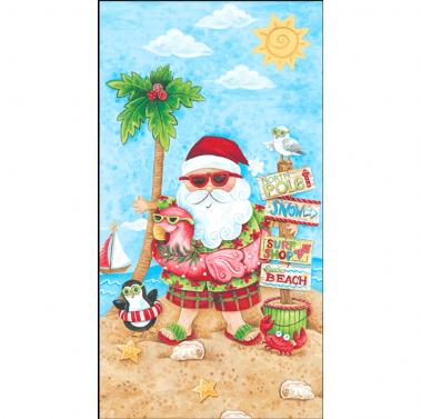 Holiday Beach Panel