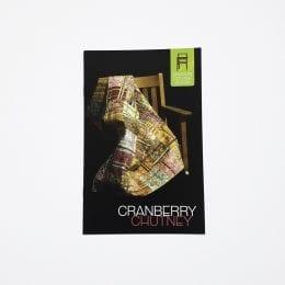 Cranberry Chutney Quilt Pattern