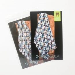 Gorgonzola Quilt Pattern