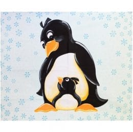 Qwyn the Penguin Play Mat