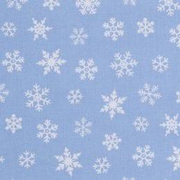 Snowflakes - Blue